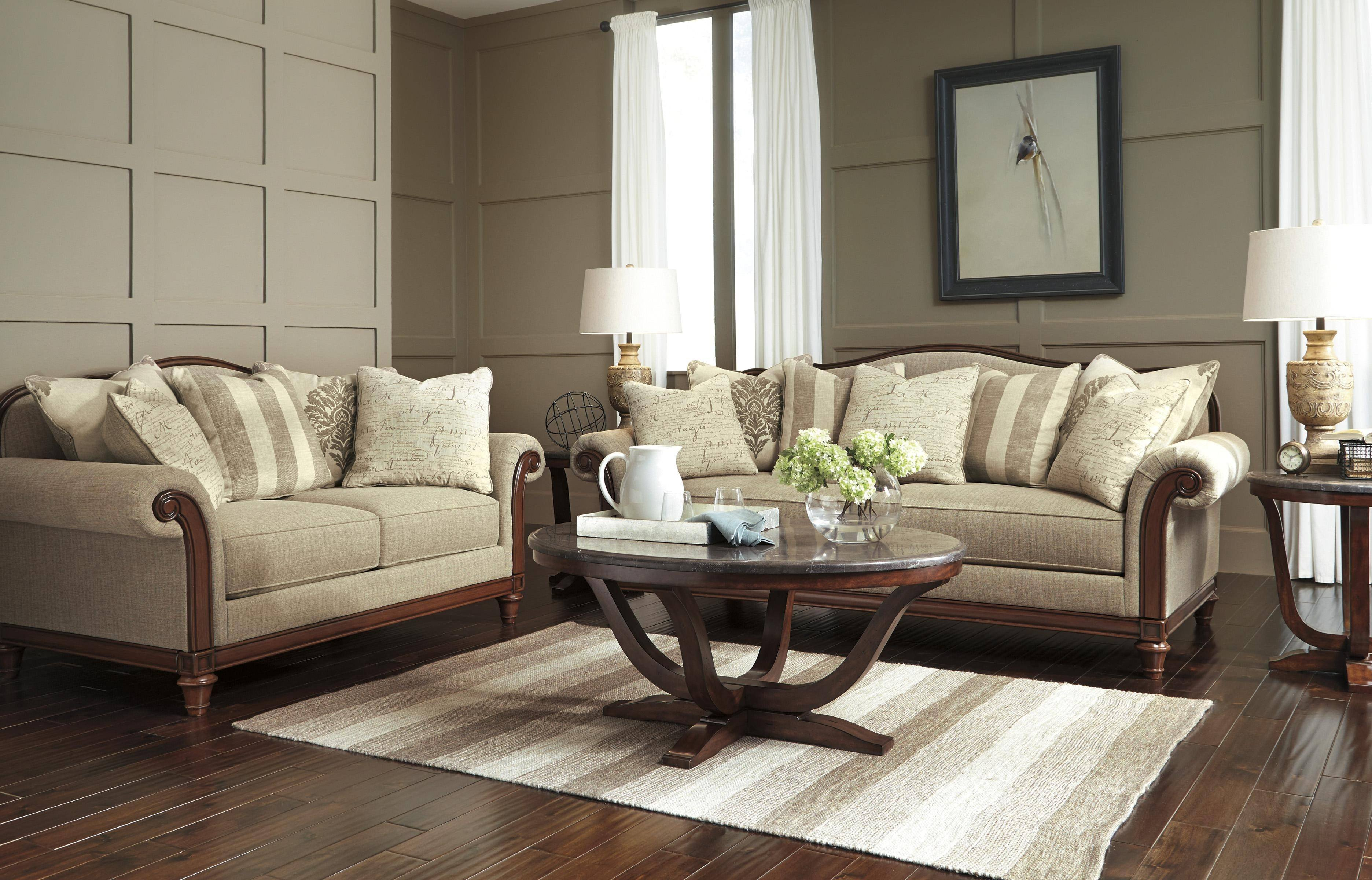Small Recliners for Bedroom New ashley Berwyn View 2 Piece Living Room Set In Quartz