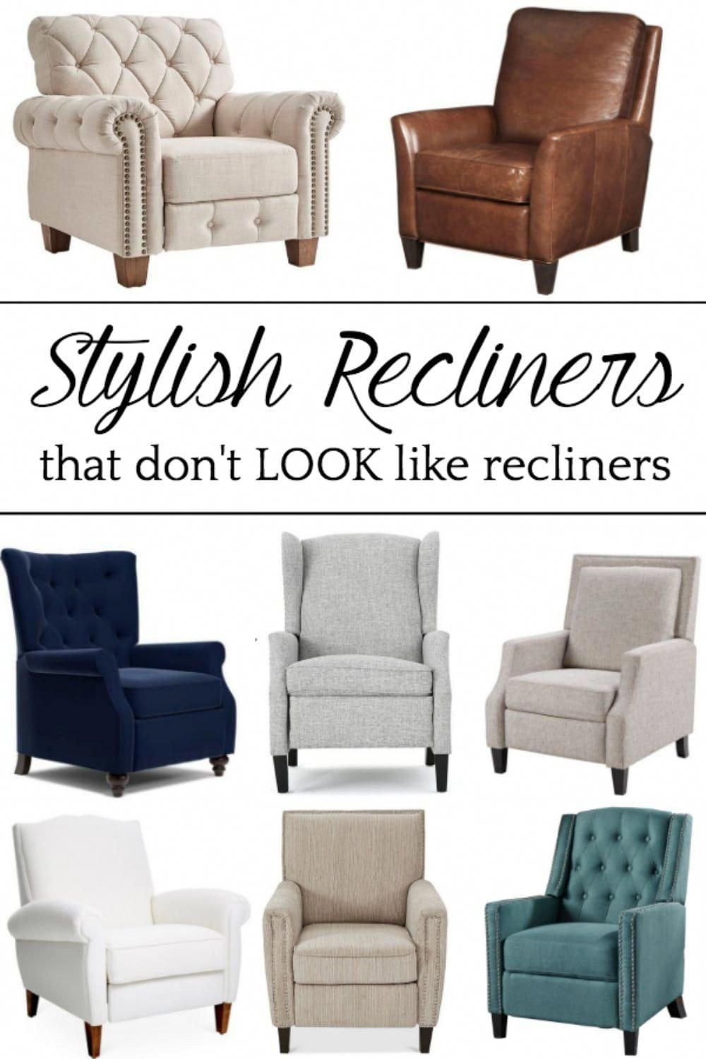 Small Recliners for Bedroom New Stylish Recliners for A Bud New Home
