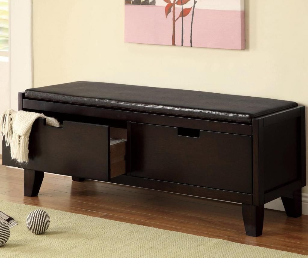 Small Storage Bench for Bedroom Beautiful Nicely Suited Small Bench with Storage In 2020