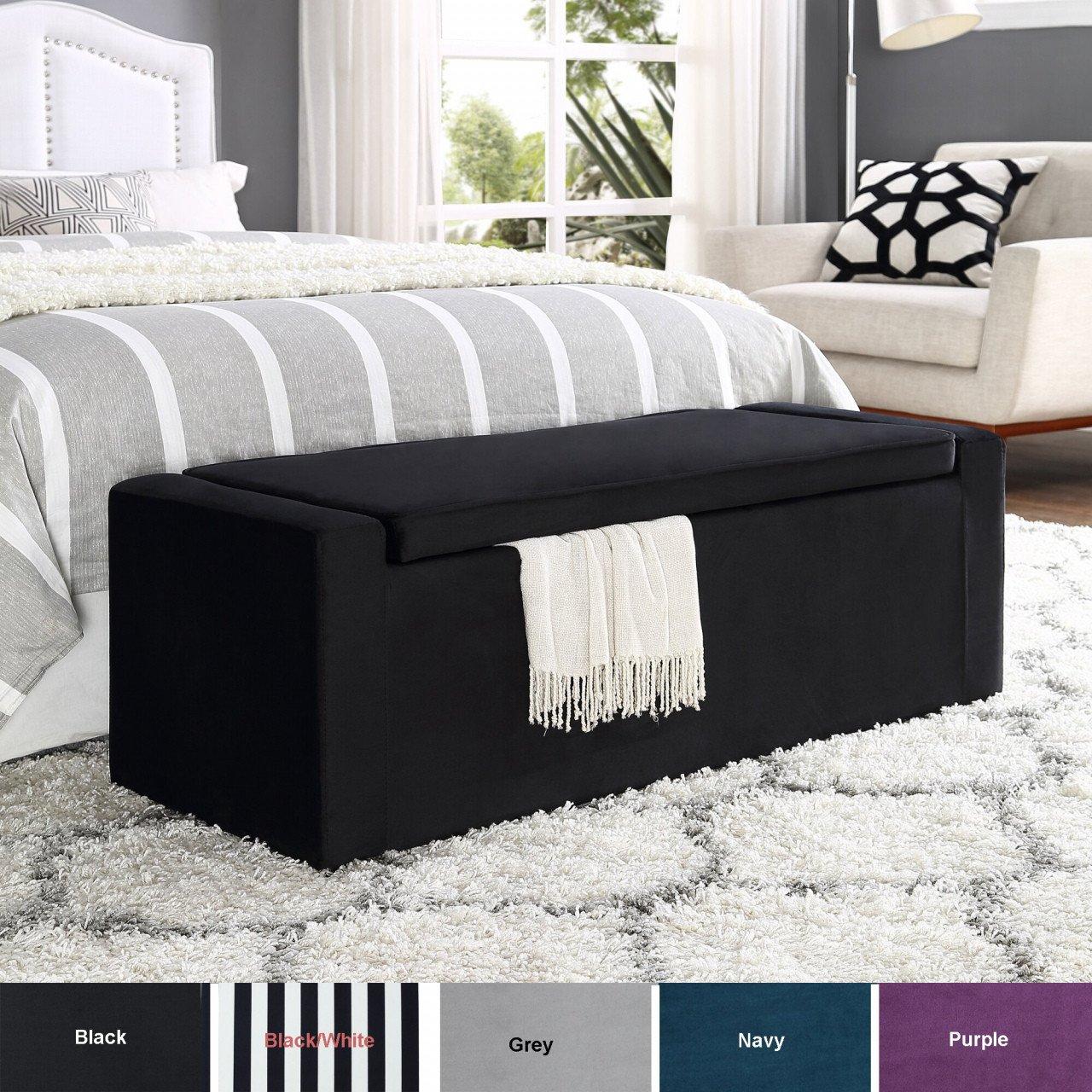 Small Storage Bench for Bedroom Elegant Small Entryway Storage Bench Amazon Vasagle Industrial