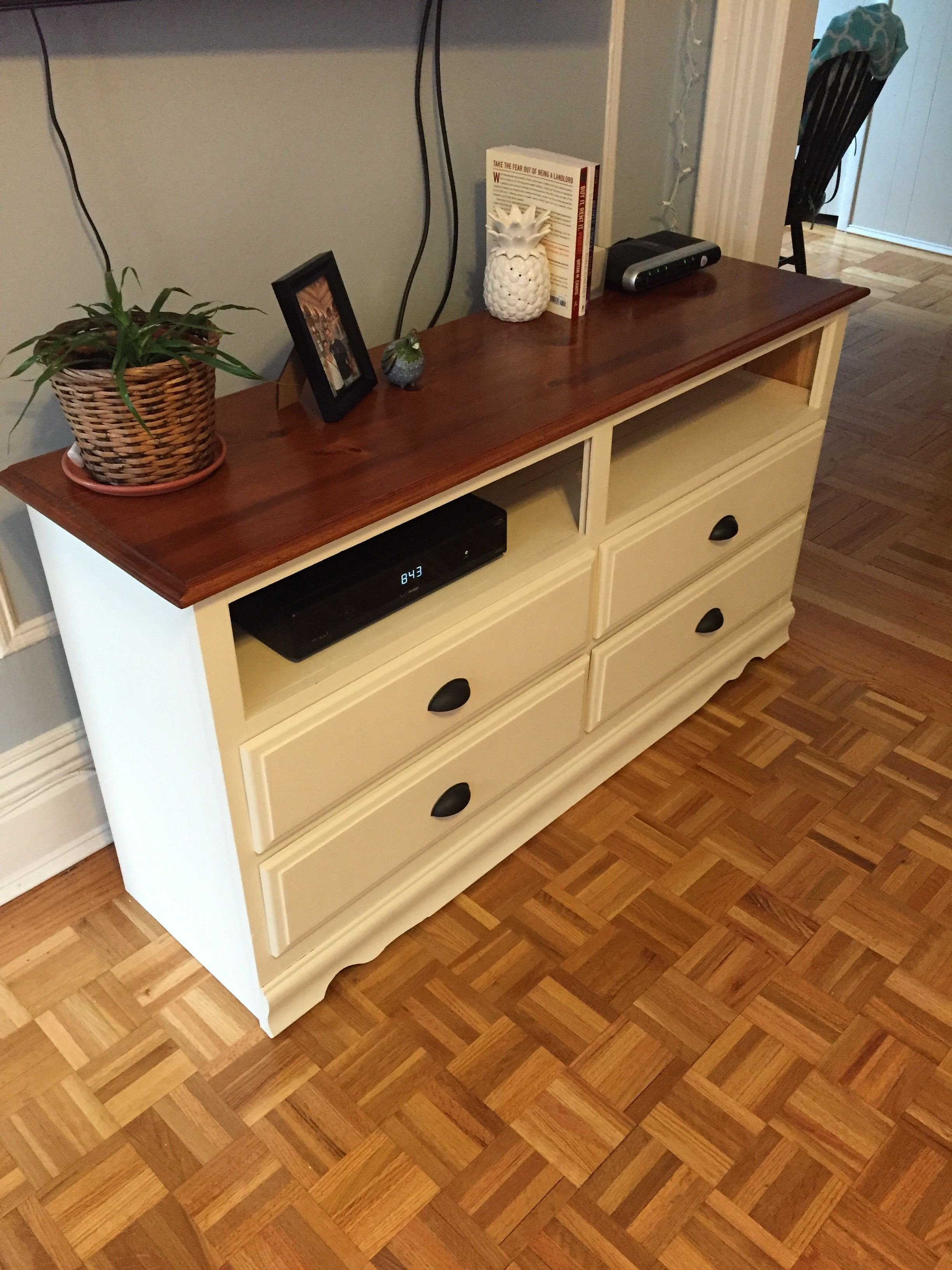 Small Tv Stand for Bedroom Lovely Dresser to Tv Stand