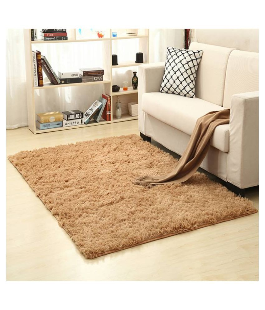 Soft Rugs for Bedroom Elegant Living Room Bedroom Carpets Non Slip soft Modern Thickened
