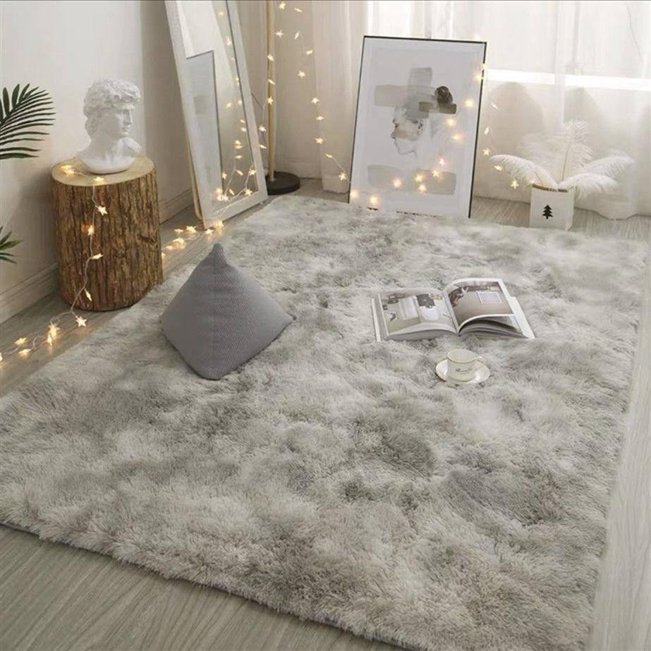 Soft Rugs for Bedroom Inspirational Grey Carpet Tie Dyeing Plush soft Carpets for Living Room Bedroom Anti Slip Floor Mats Bedroom Water Absorption Carpet Rugs Mercial Carpet Prices