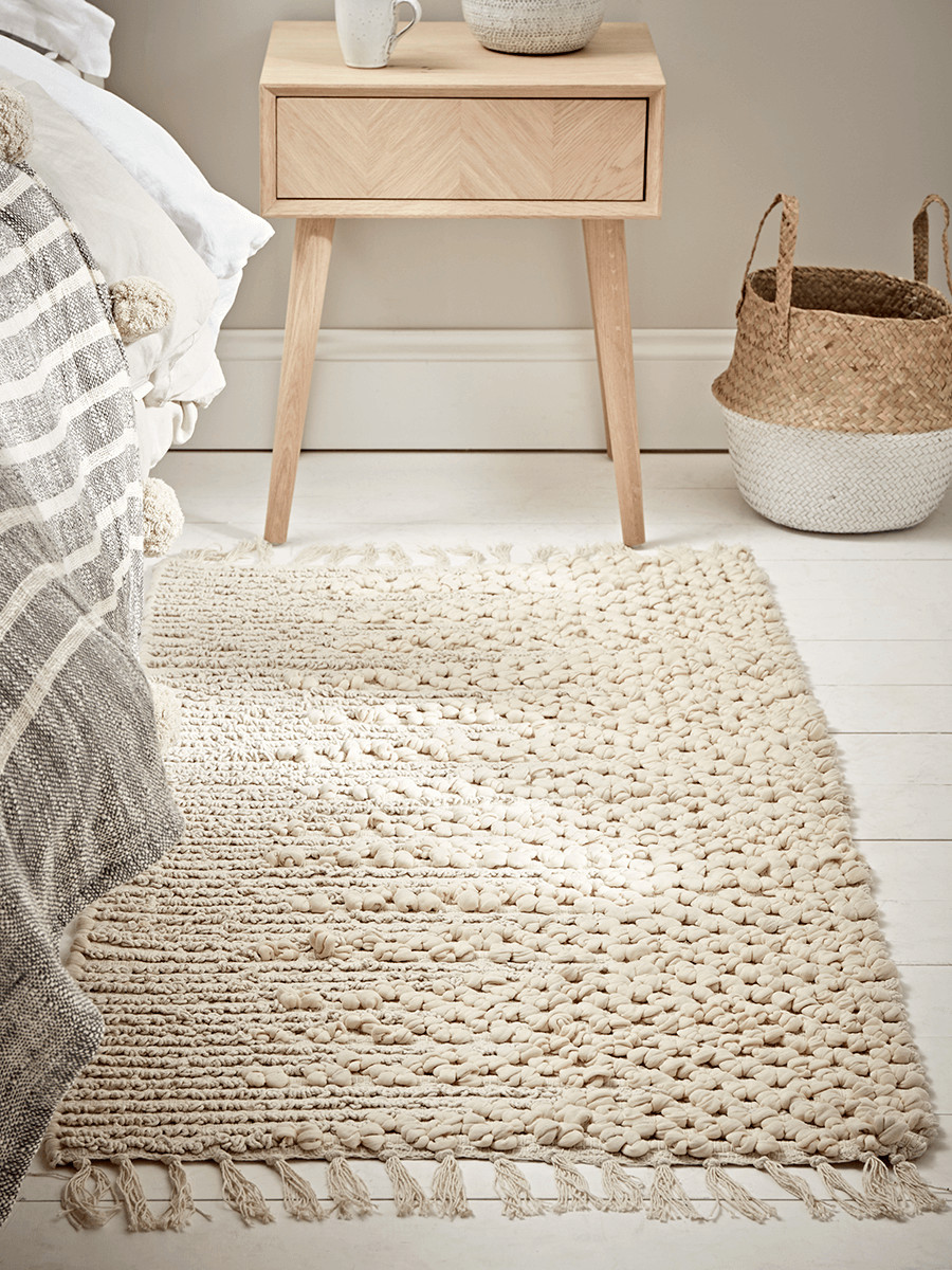 Soft Rugs for Bedroom Luxury Tula Bedside Rug