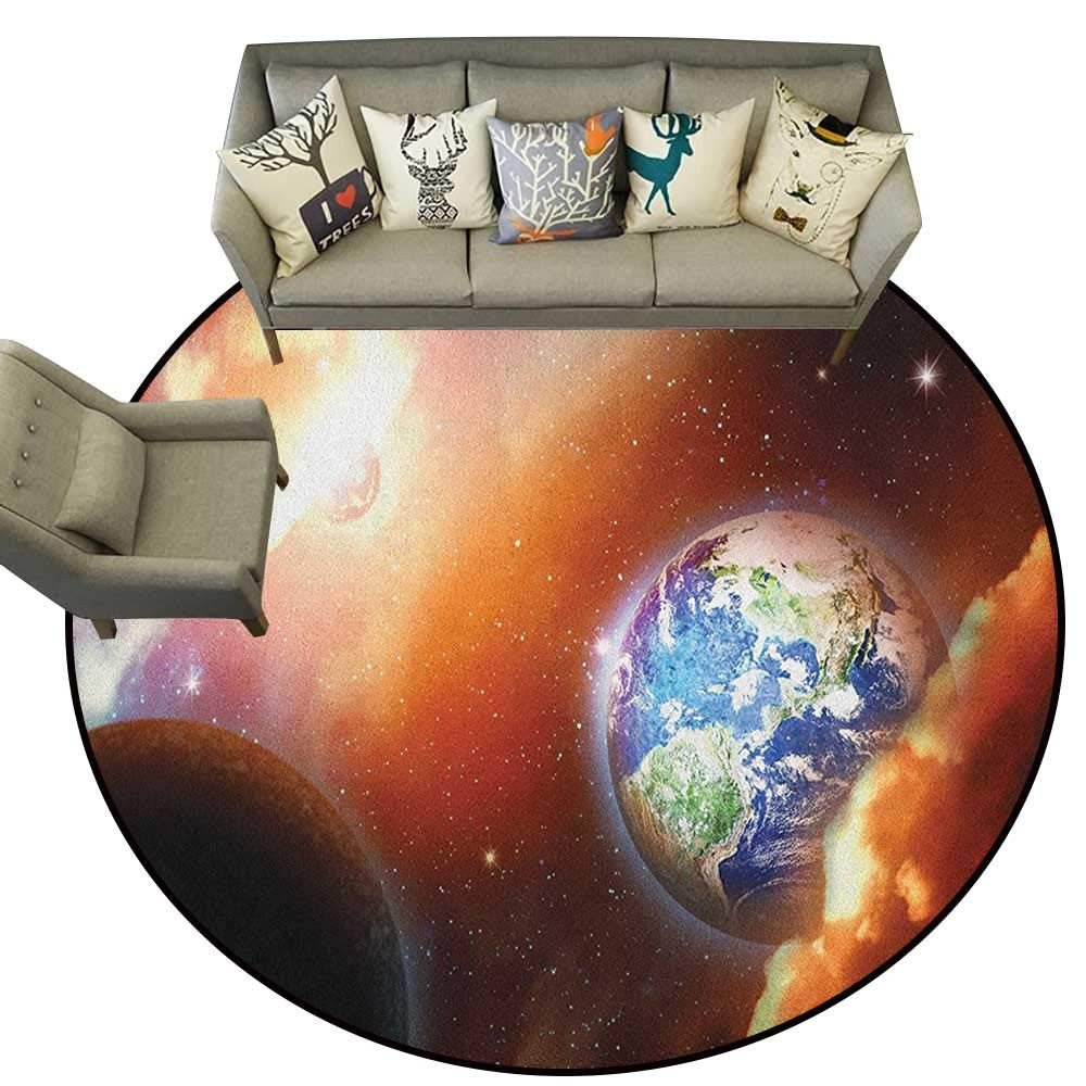 Solar System Bedroom Decor Luxury Amazon Space,nursery Rugs Dust Cloud Nebula Stars In