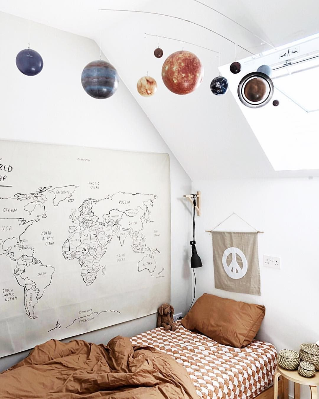 Solar System Bedroom Decor New This is Actually What Tween Boys Call Making the Bed