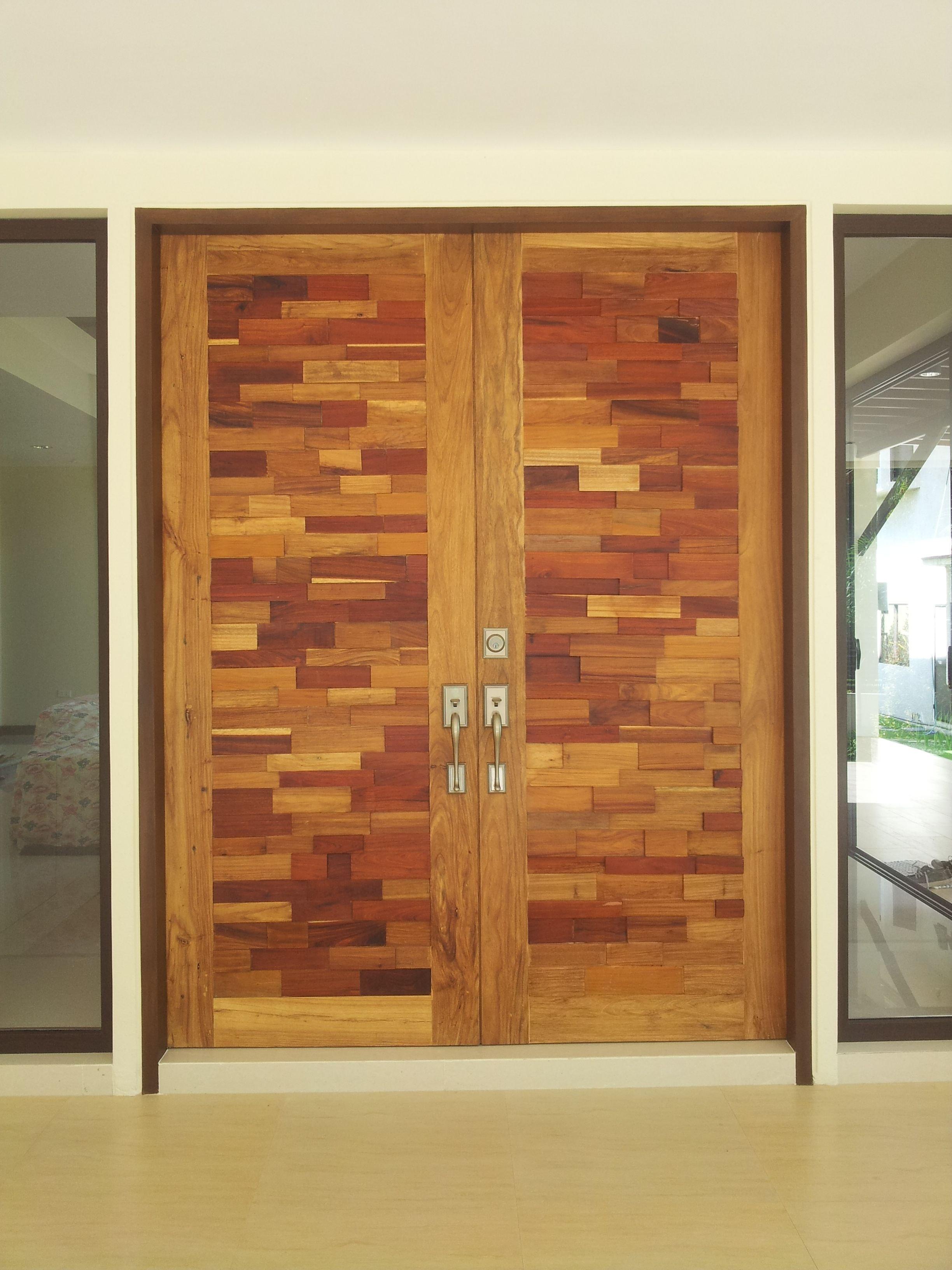 Solid Wood Bedroom Doors Elegant Main Door Variety Of Wooden Blocks solid Wood Panel Door