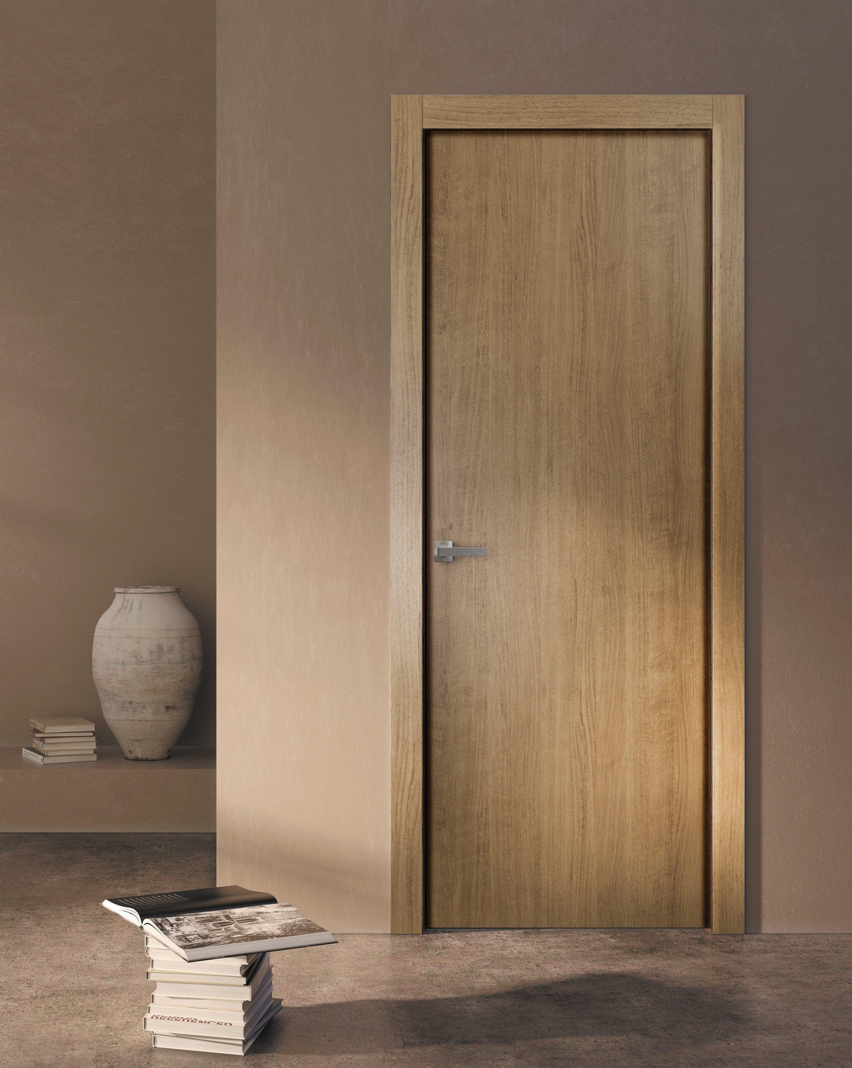 Solid Wood Bedroom Doors Fresh Planum 0010 Interior Door Smoky Walnut No Pre Drilled In