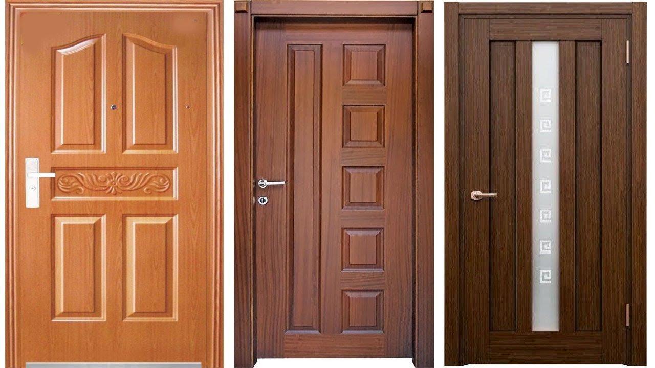 Solid Wood Bedroom Doors Fresh Wooden Door Design for Home Modern Doors Design