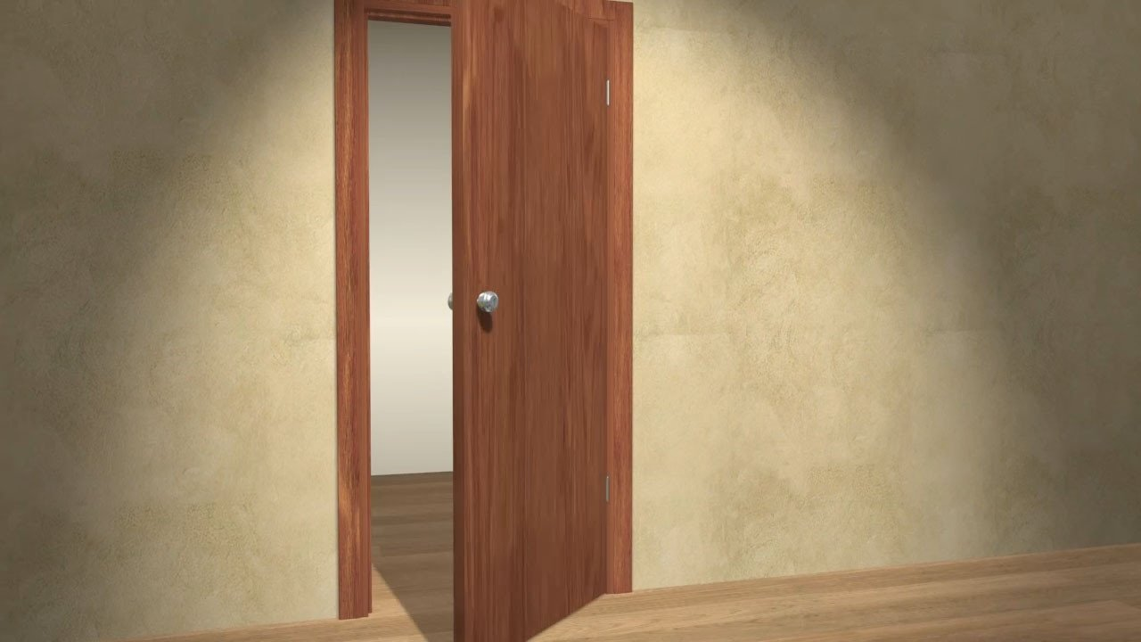 Solid Wood Bedroom Doors Inspirational How to Install or Replace Door Hinges 14 Steps with