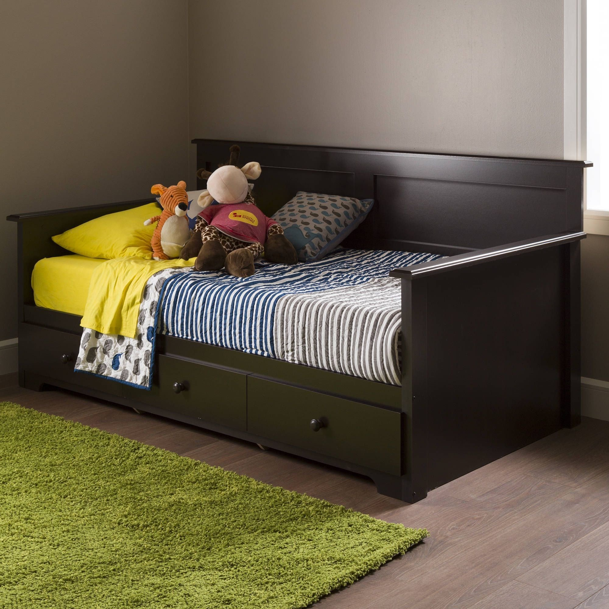 South Shore Bedroom Set New south Shore Summer Breeze Twin Daybed with Storage