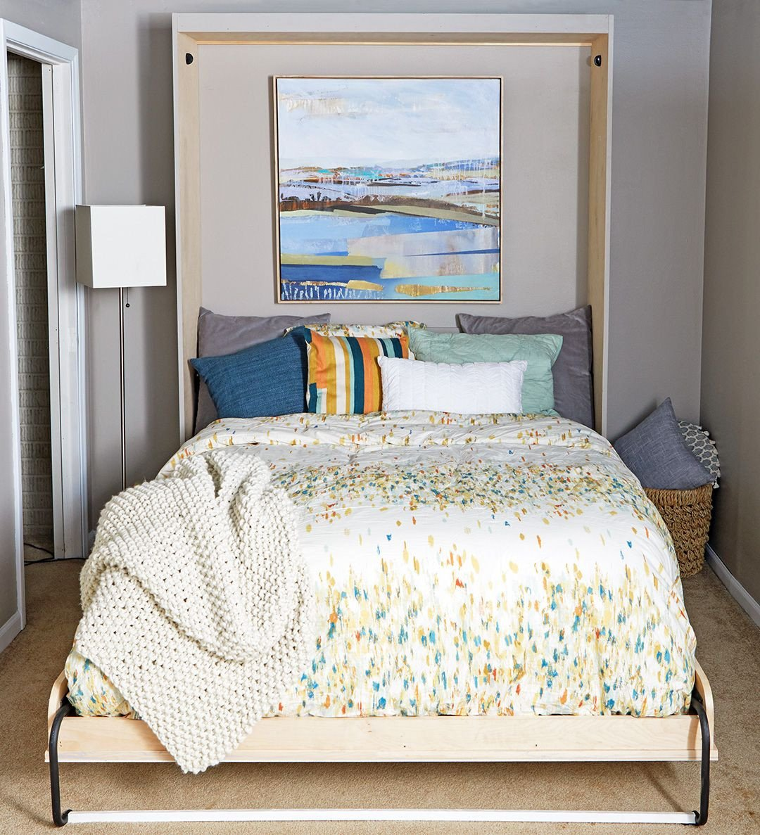 Space Saving Bedroom Ideas Fresh This Space Saving Diy Bed Will Make Any Room Guest Ready