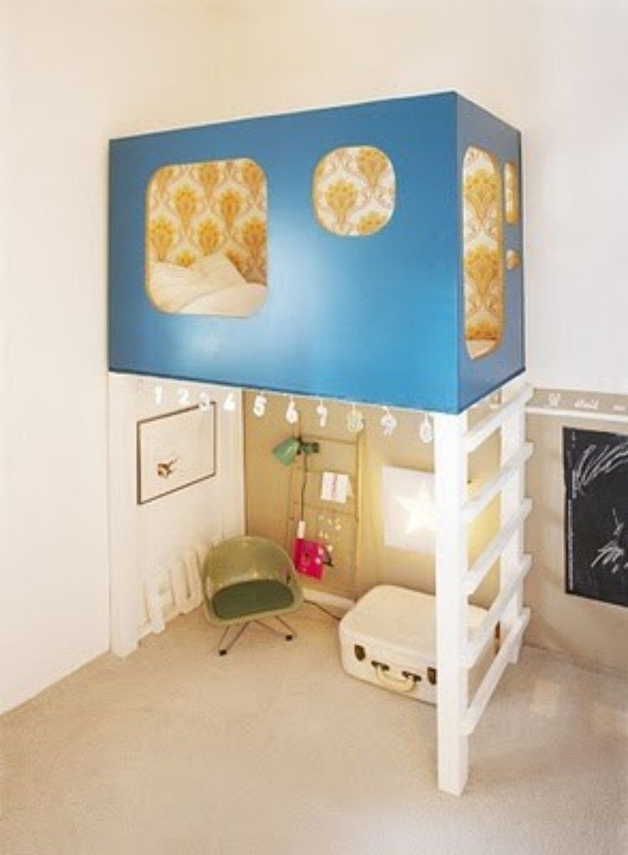Space Saving Bedroom Ideas Lovely 21 Loft Beds In Different Styles Space Saving Ideas for