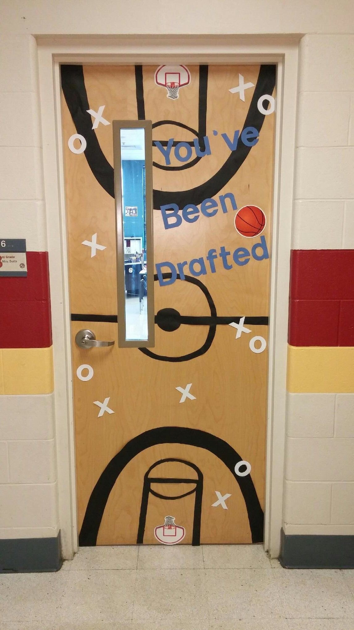 Sports Bedroom Decorating Ideas Beautiful for A Basketball themed Classroom Basketball Decorations