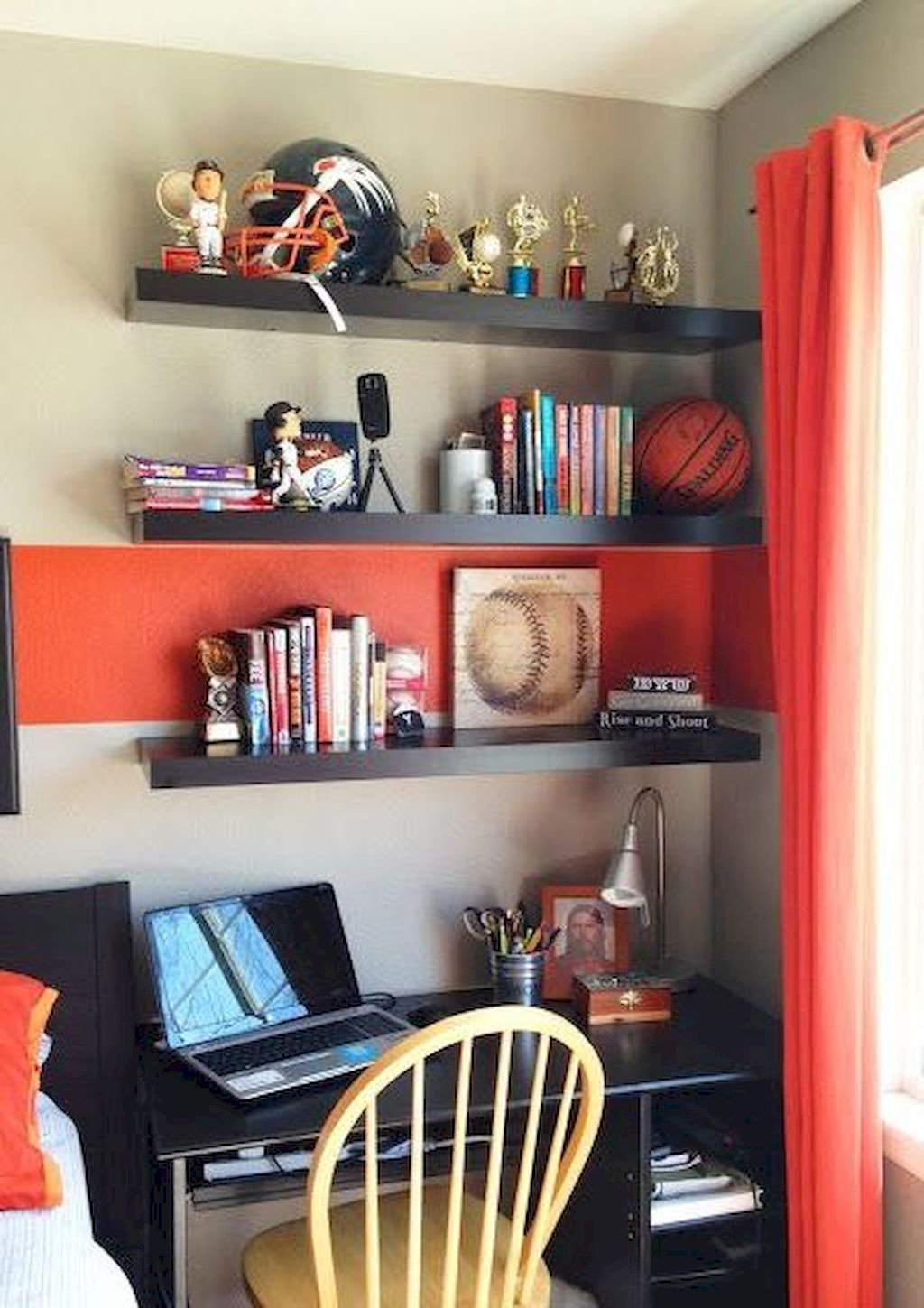 Sports Bedroom Decorating Ideas Beautiful Pin On Home Decor