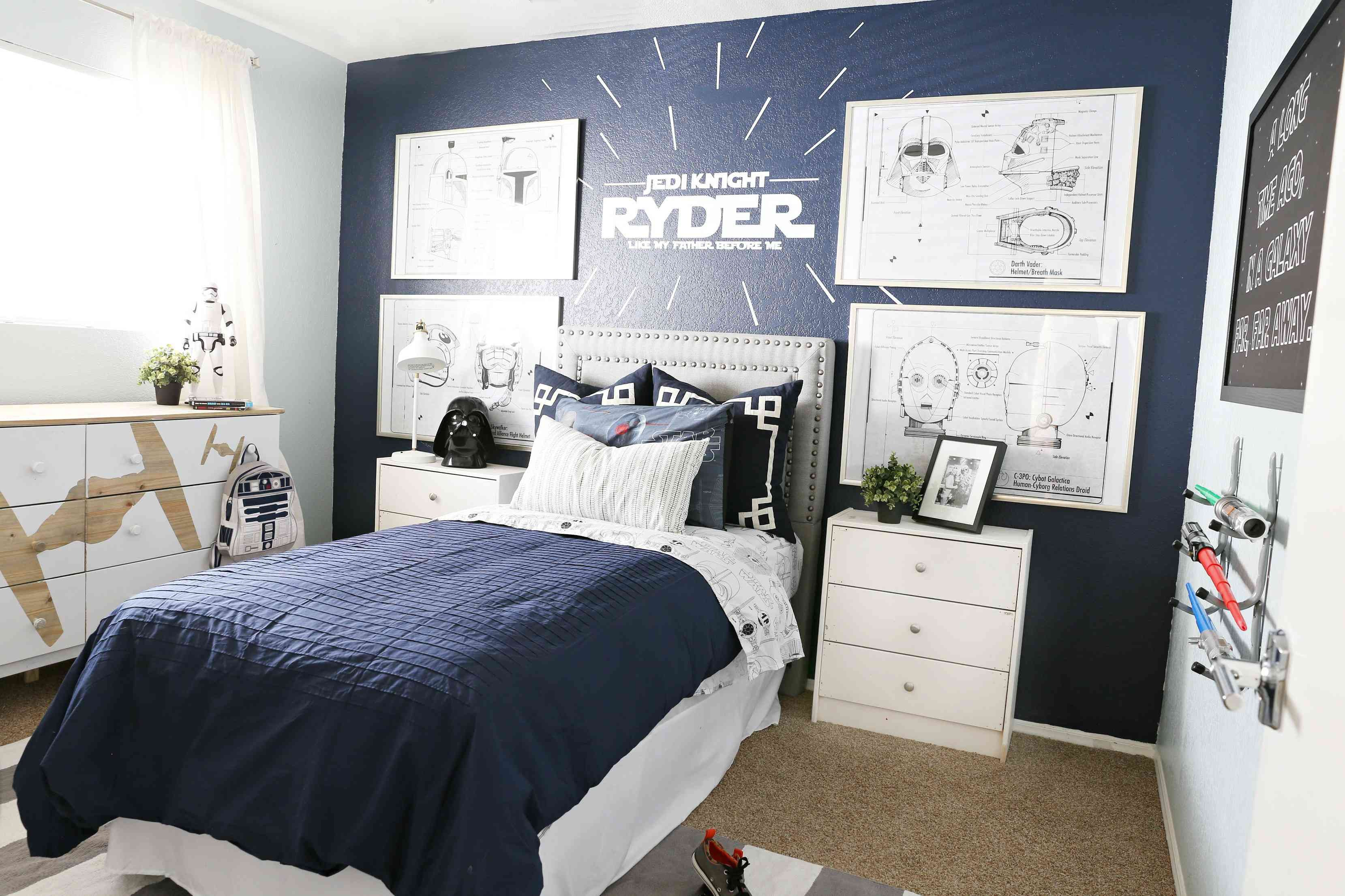 Sports themed Bedroom Decor Elegant 16 Creative Bedroom Ideas for Boys