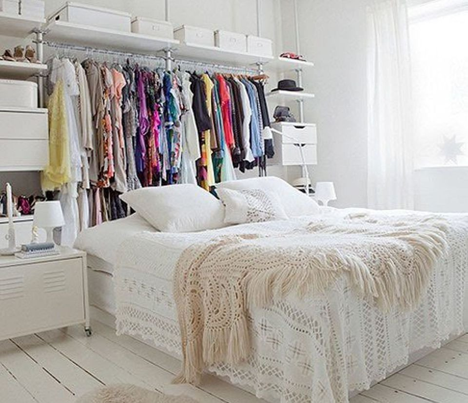 Storage for Small Bedroom without Closet Inspirational How to Store Clothes when You Don T Have A Closet