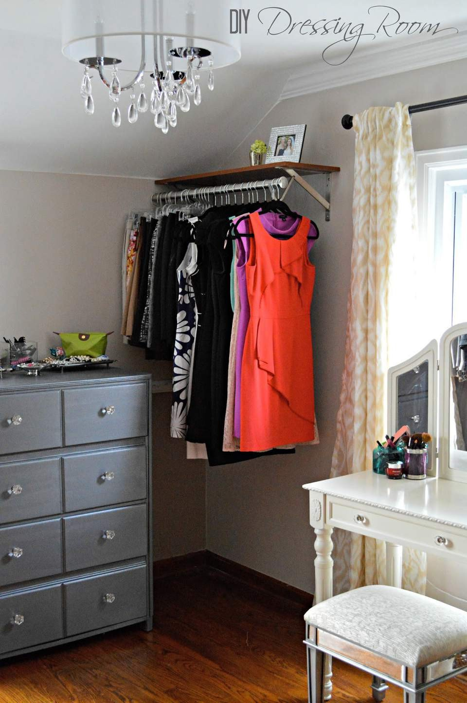 Storage for Small Bedroom without Closet Lovely How to Store Clothes when You Don T Have A Closet