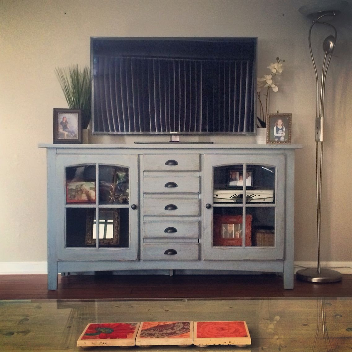 Table for Tv In Bedroom Inspirational Tv Console From Home Goods …