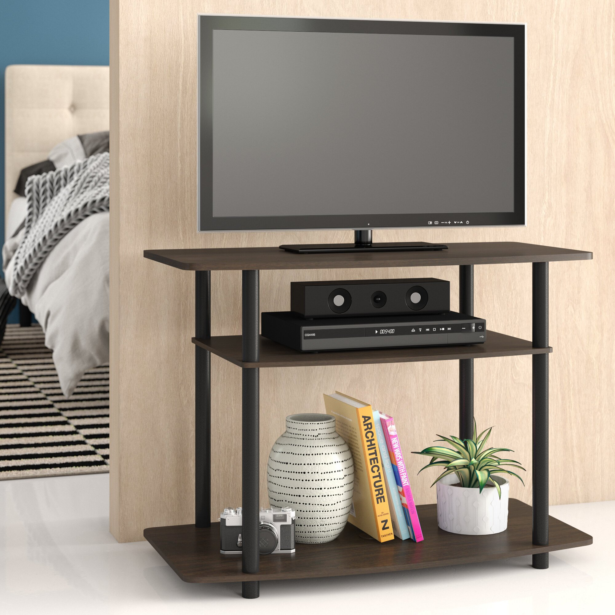 Tall Tv Stands for Bedroom Fresh Paulina Tv Stand for Tvs Up to 32 Inches