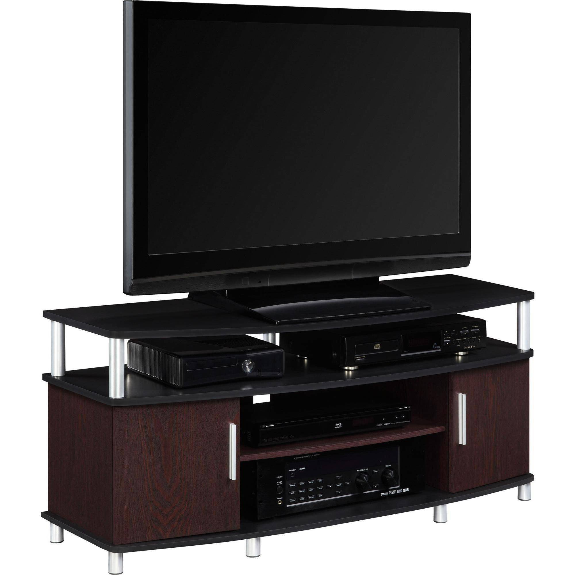 "Tall Tv Stands for Bedroom Unique Carson Tv Stand for Tvs Up to 50"" Multiple Finishes"