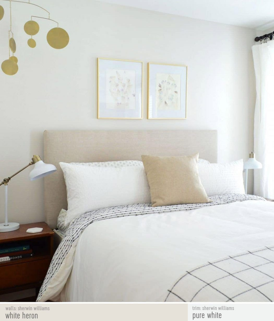 Tan and White Bedroom Awesome Our Beach House
