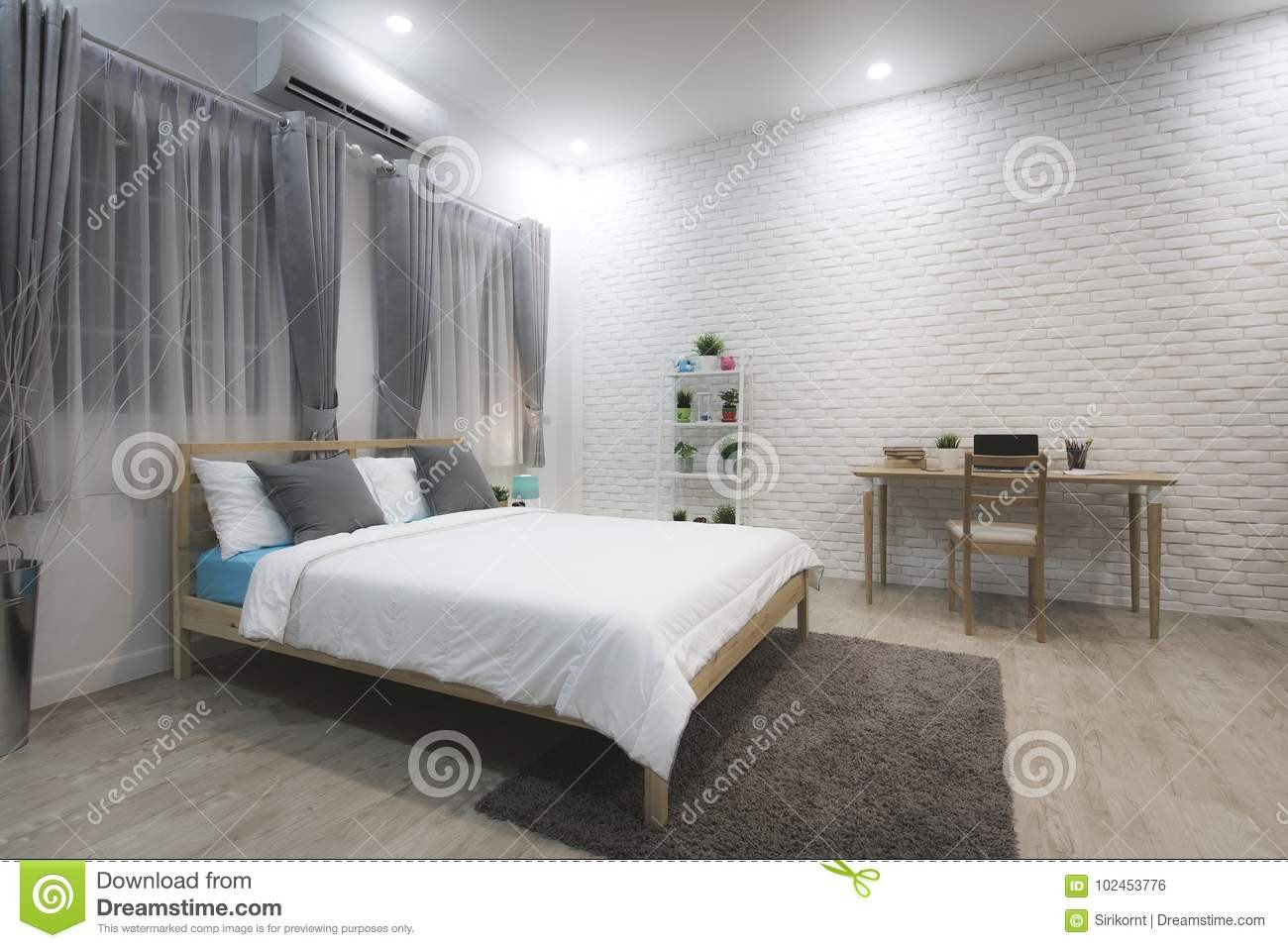 Teen Bedroom Wall Decor Fresh Stylish Designed Boy Teenager S Bedroom with White Walls