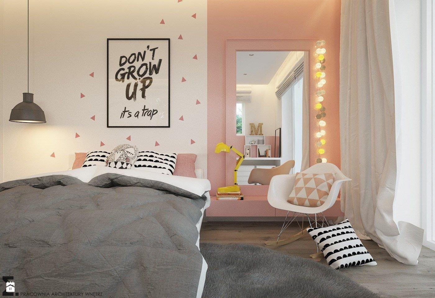 Teen Bedroom Wall Decor New 30 Dream Interior Design Teenage Girls Bedroom Ideas
