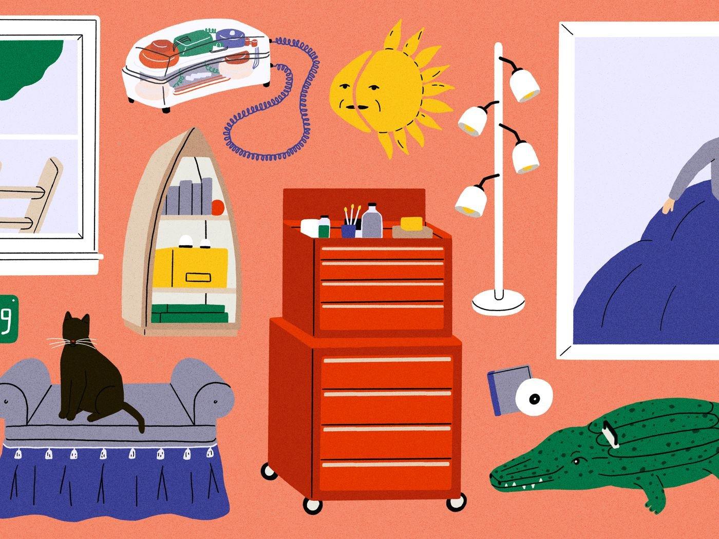 Teen Bedroom Wall Decor Unique Tv S Best Teen Bedrooms Curbed