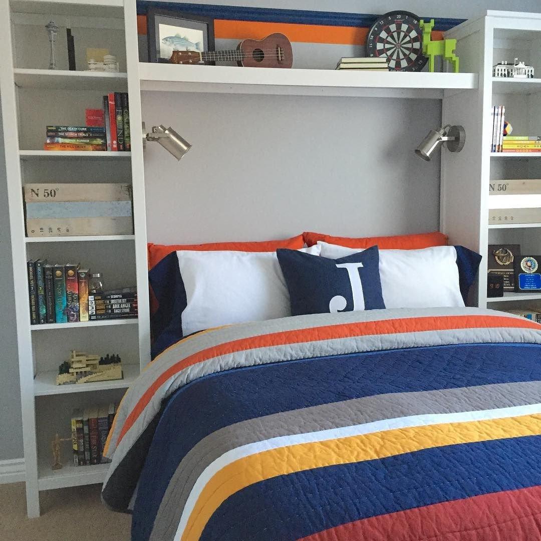Teen Boy Bedroom Set Inspirational Tween Queen Quilt 179 Special $144 Shams Standard Sham