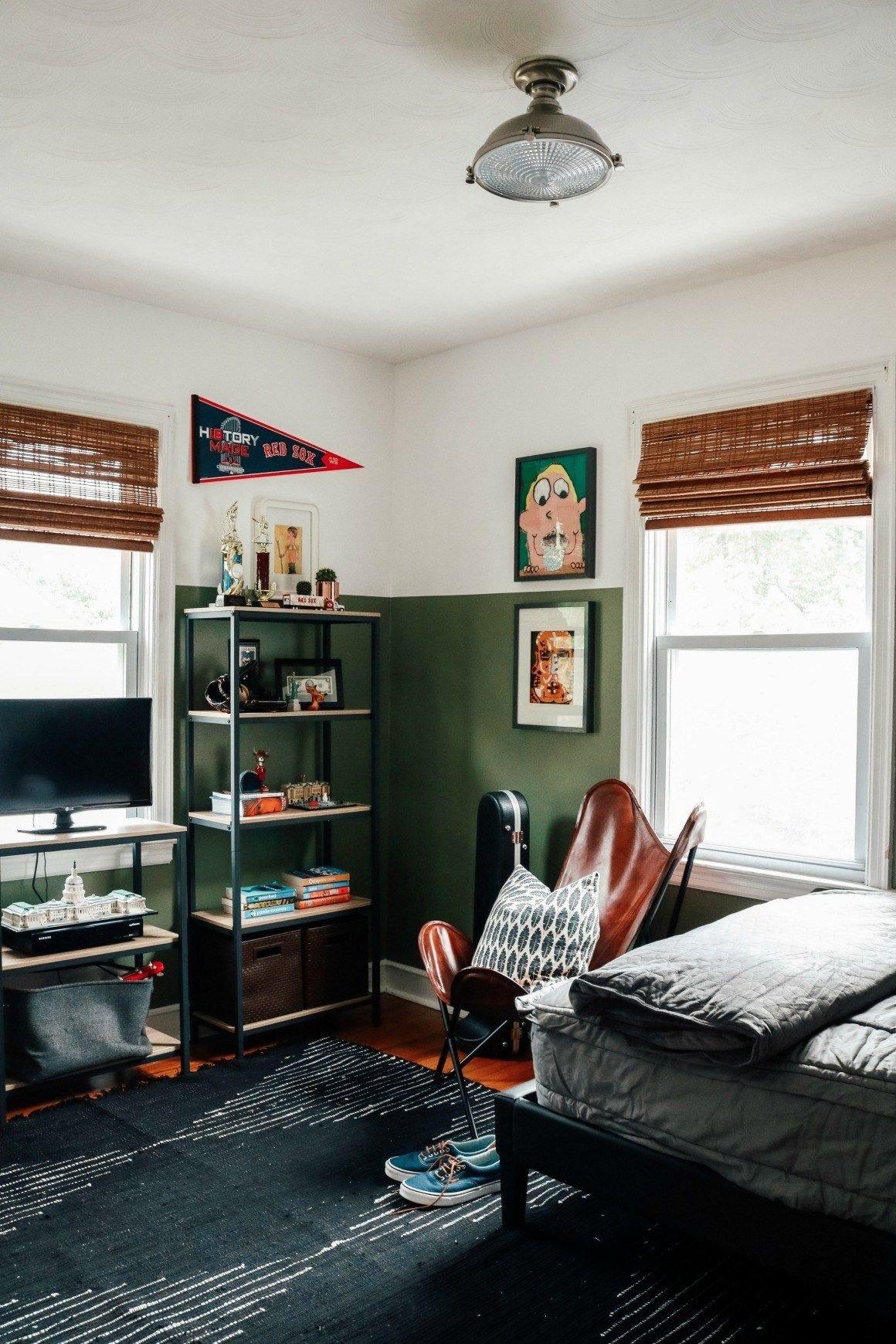 Teen Boy Bedroom Set Luxury Teenager Boys Room Makeover Grown Up Style
