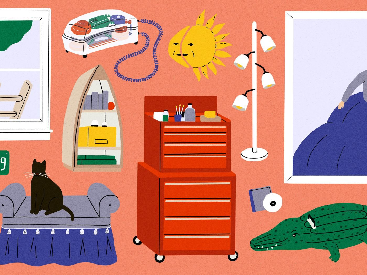 Teen Girl Bedroom Decor Luxury Tv S Best Teen Bedrooms Curbed
