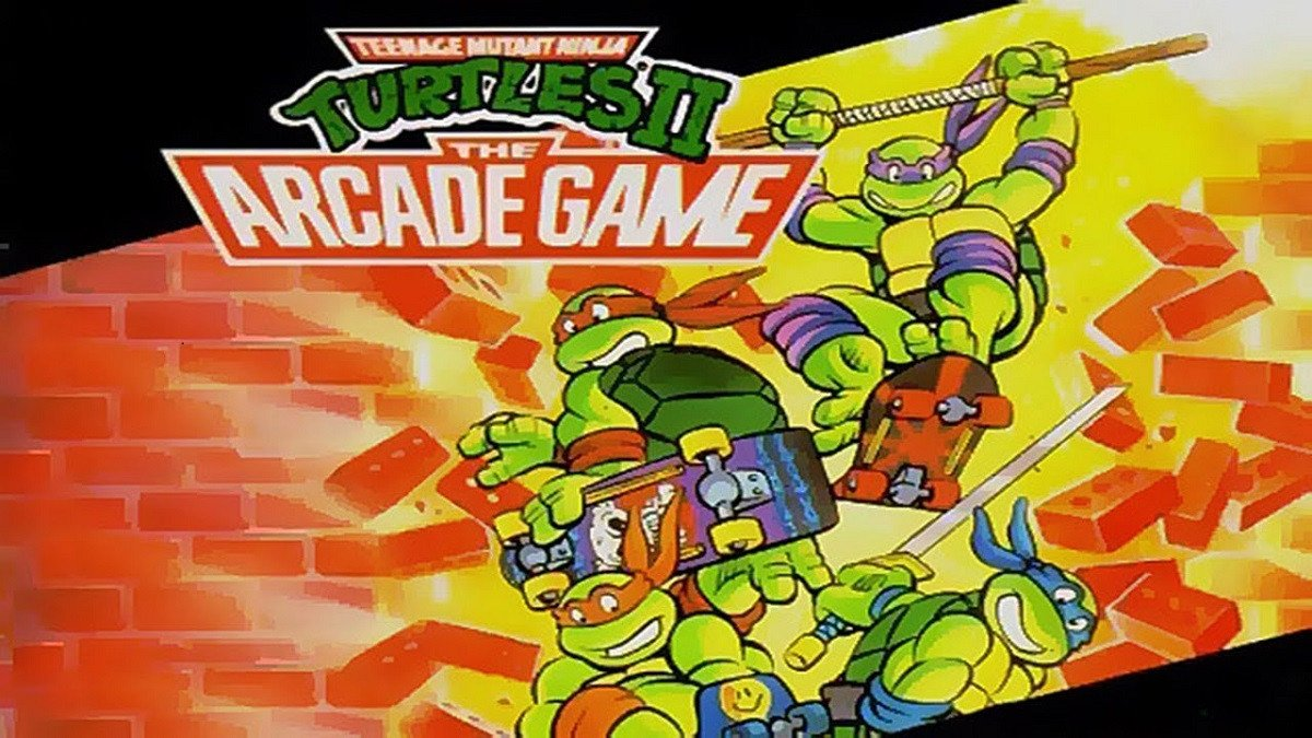 Teenage Mutant Ninja Turtles Bedroom Awesome Teenage Mutant Ninja Turles Ii the Arcade Game Nes