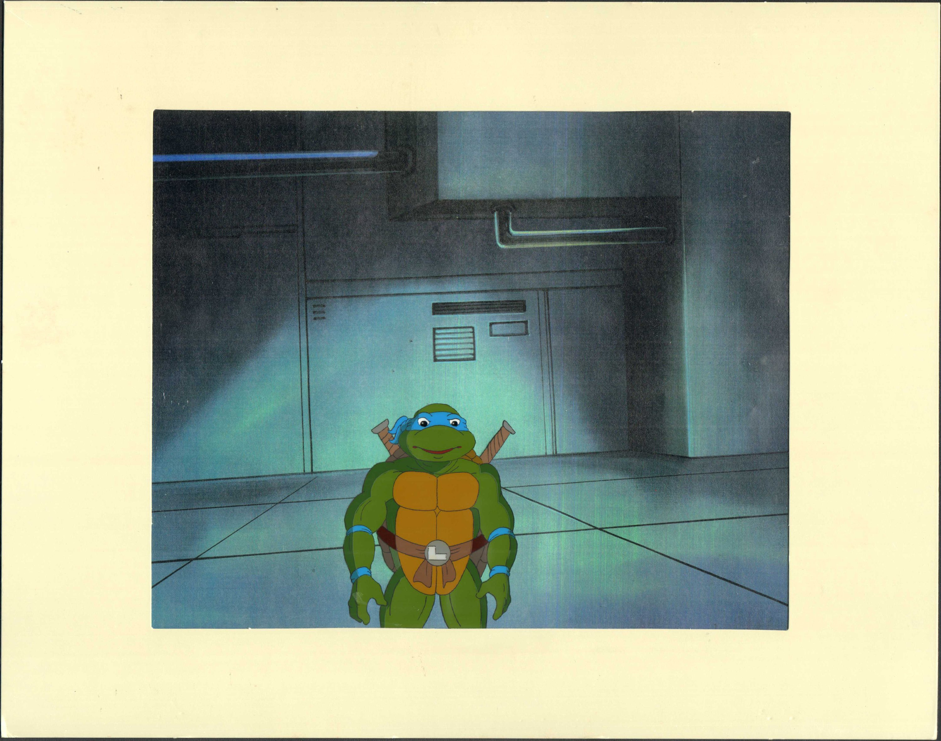 Teenage Mutant Ninja Turtles Bedroom Best Of Teenage Mutant Ninja Turtles Tmnt original Production Animation Cel L