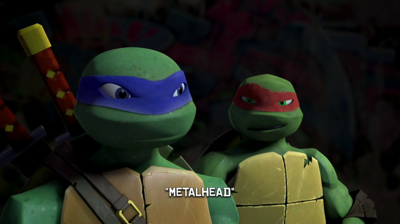 Teenage Mutant Ninja Turtles Bedroom Set Awesome Metalhead Episode Tmntpedia