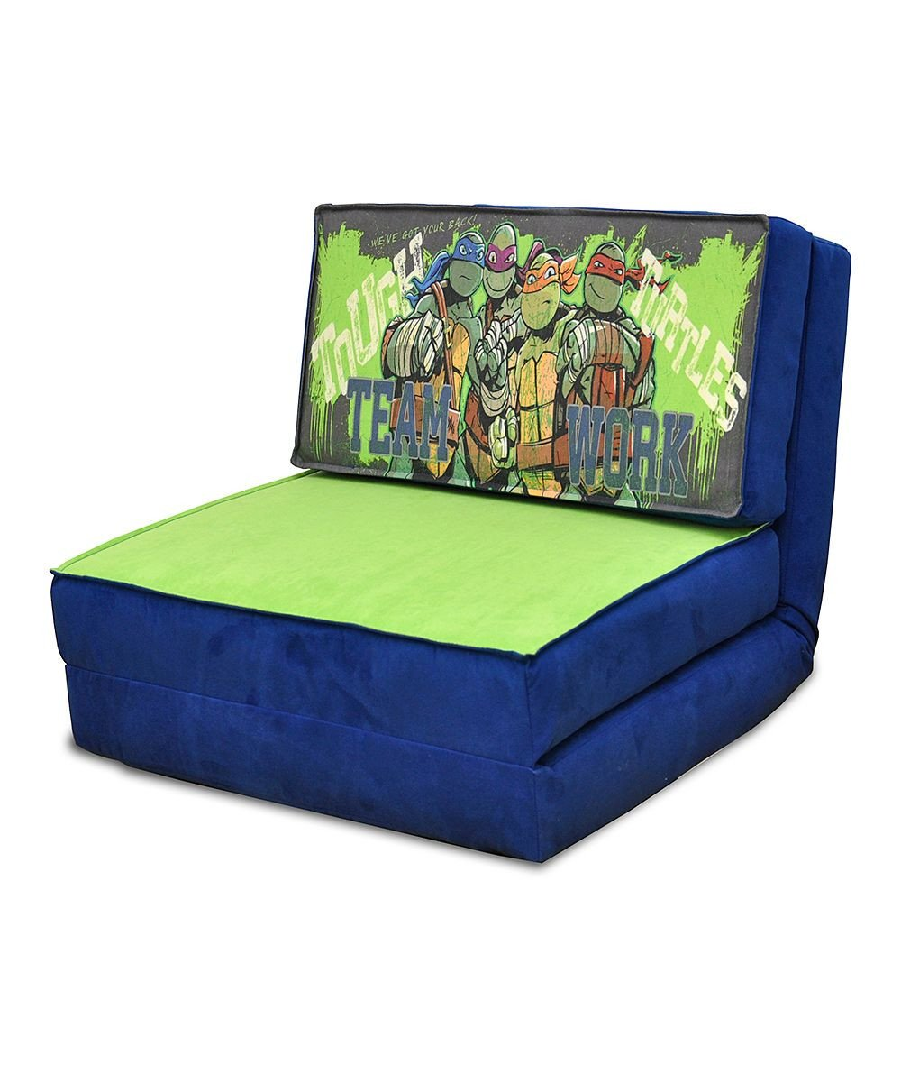 Teenage Mutant Ninja Turtles Bedroom Set Lovely Tmnt Convertible Chair Products