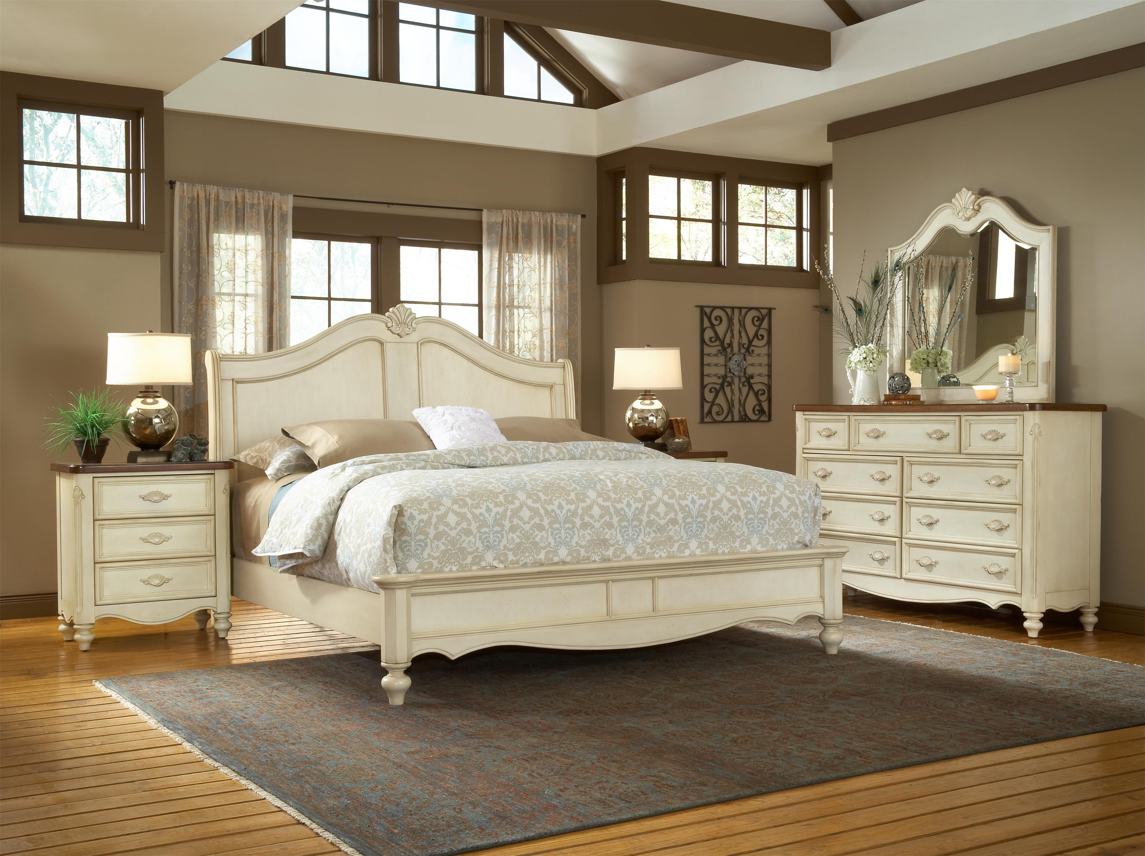 The Dump Bedroom Set Luxury Chateau Queen Bedroom Group