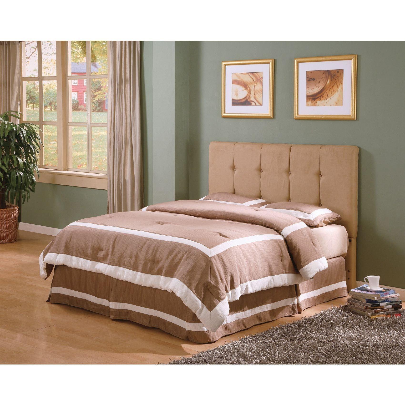 The Dump Bedroom Set New Coaster Pany Beige Upholstered Queen Size Headboard