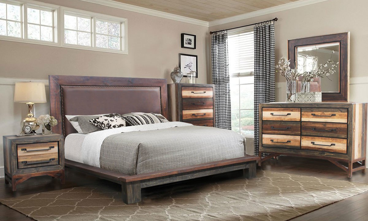 The Dump Bedroom Set New Null