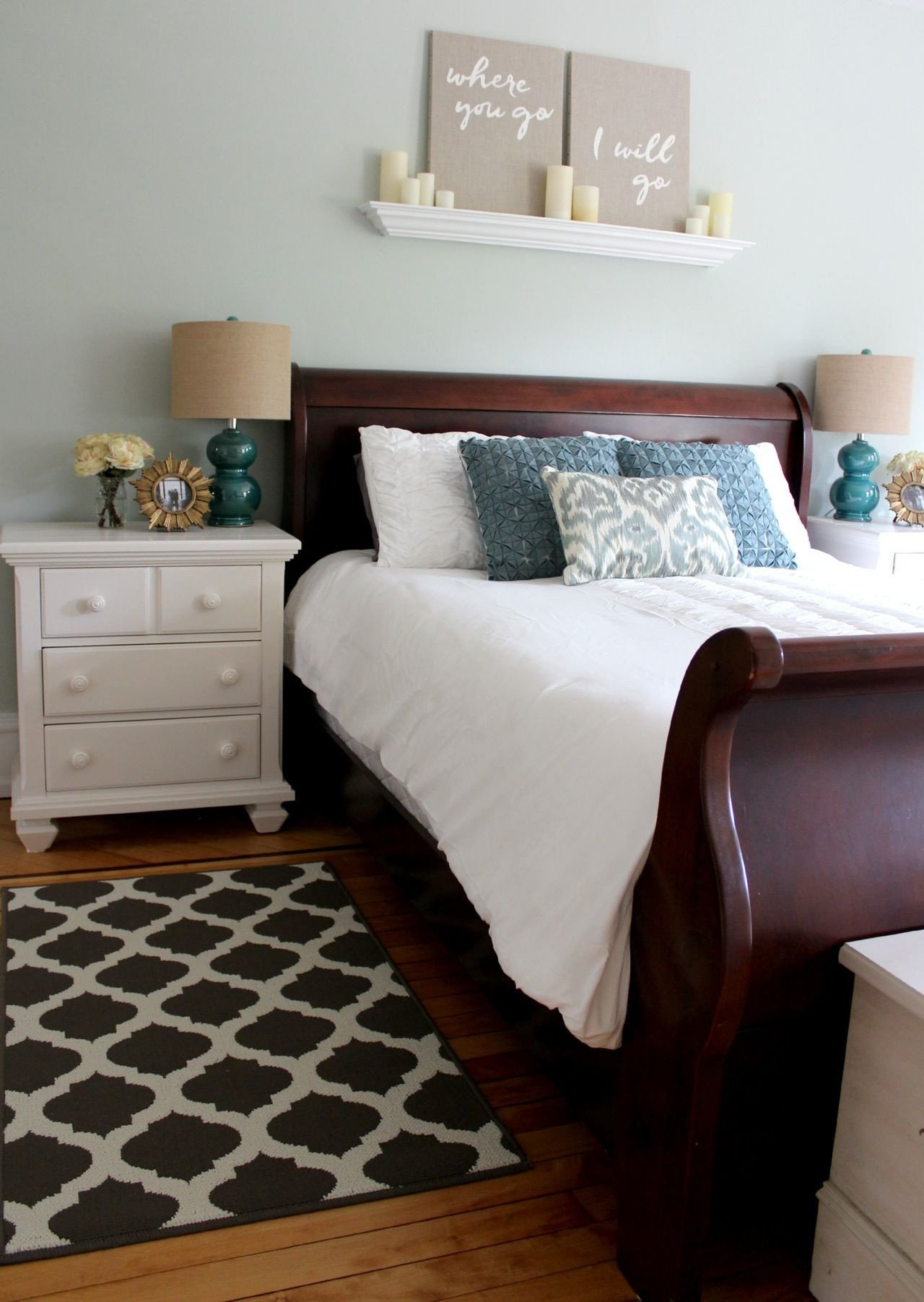 The Dump Bedroom Set Unique Modern Farmhouse Vibes In A Historic Home In Pennsylvania