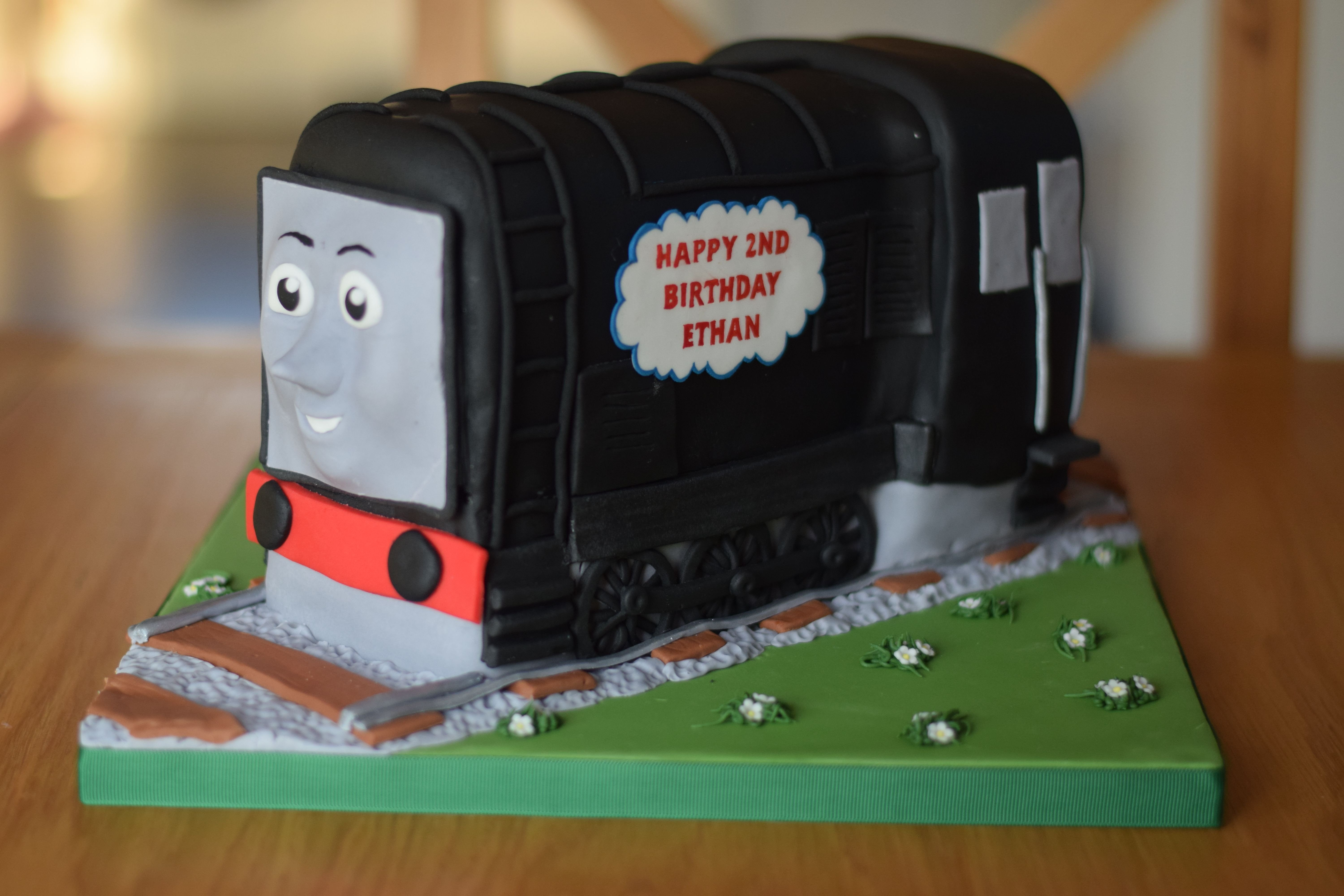 Thomas the Train Bedroom Decor Best Of Diesel Thomas the Tank Engine Cake