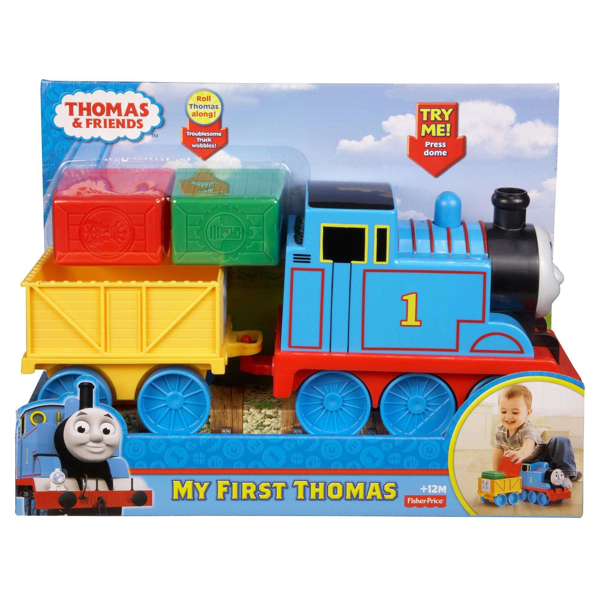 Thomas the Train Bedroom Decor Lovely Thomas & Friends My First Thomas Scale Train Engine
