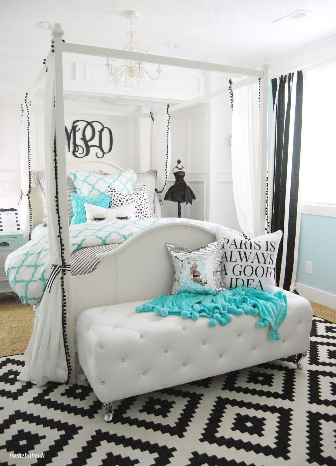 Tiffany Blue Bedroom Ideas Lovely Pin by Kwo Ics Ebay On Bedrooms