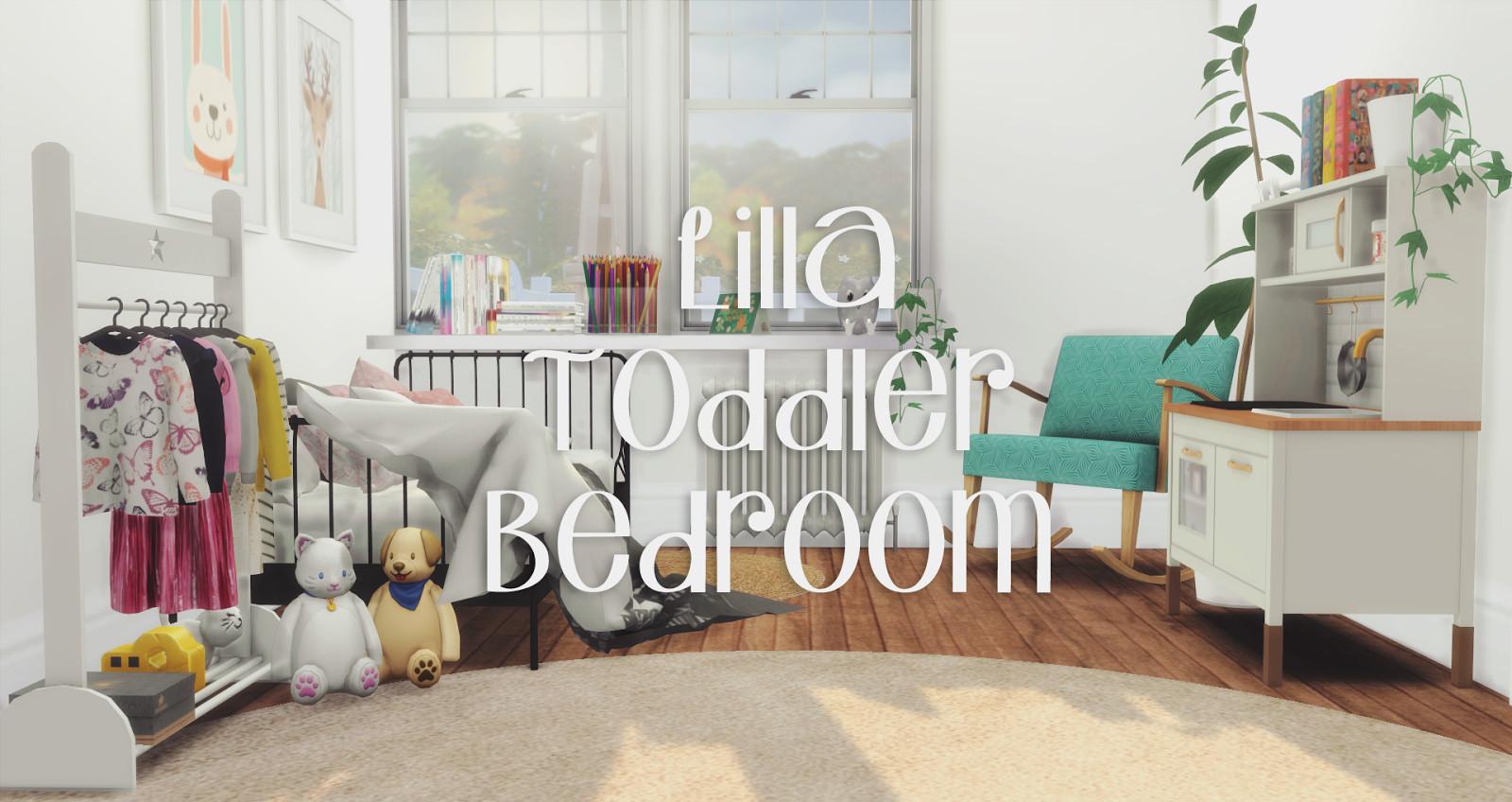 Toddler Bedroom Furniture Set Elegant Lilla toddler Bedroom New Set