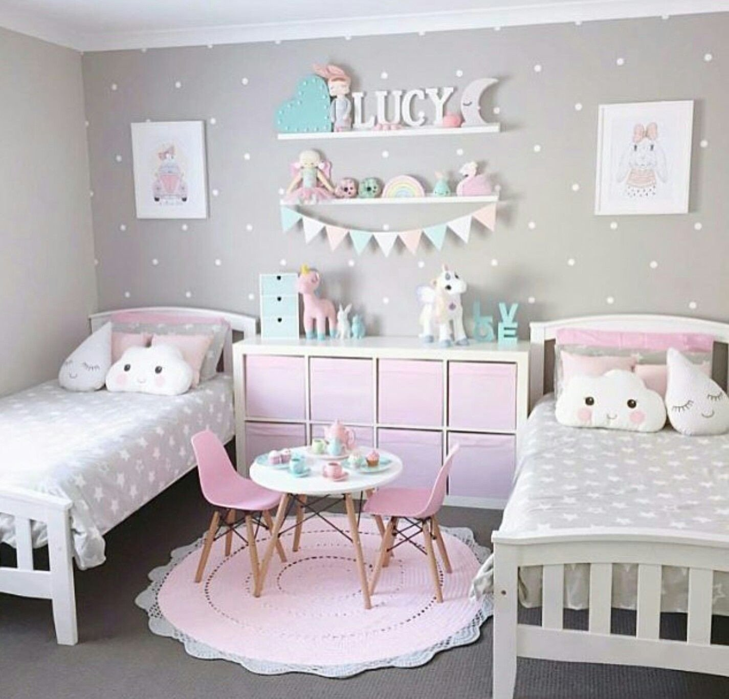 Toddler Girl Bedroom Decor Best Of Pin by юРия степанова On Room In 2019