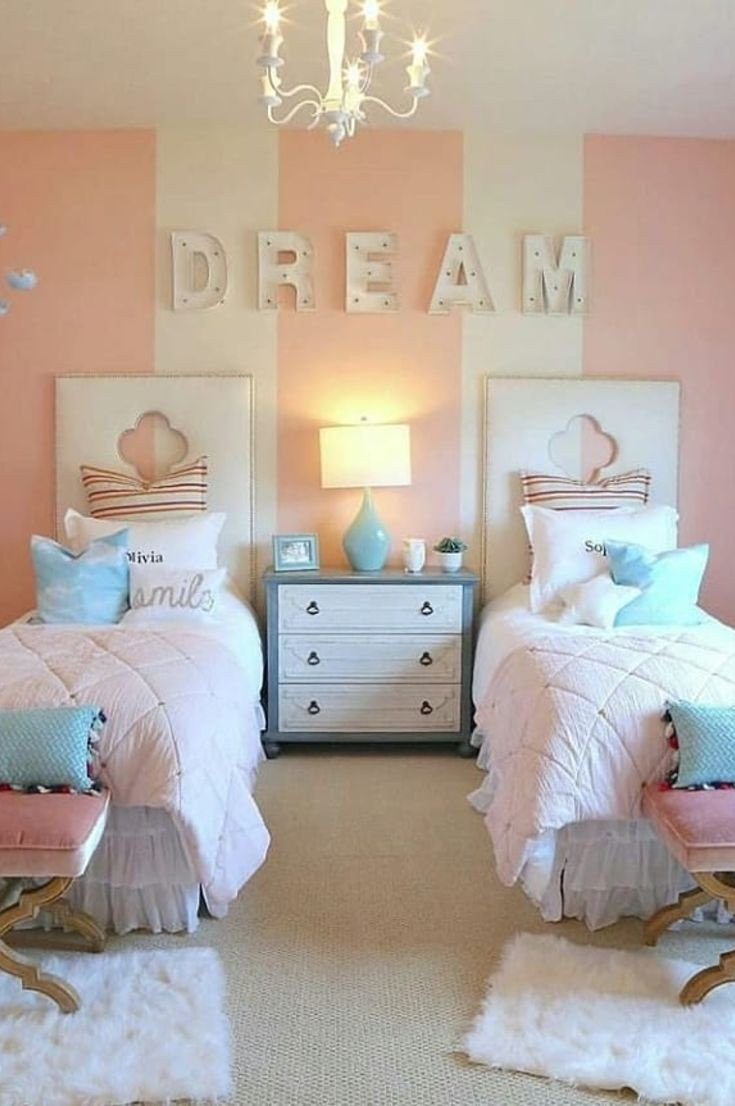 Toddler Girl Bedroom Decor Fresh Bedroom Ä°deas for Each Child 30 Fabulous Room Ideas for