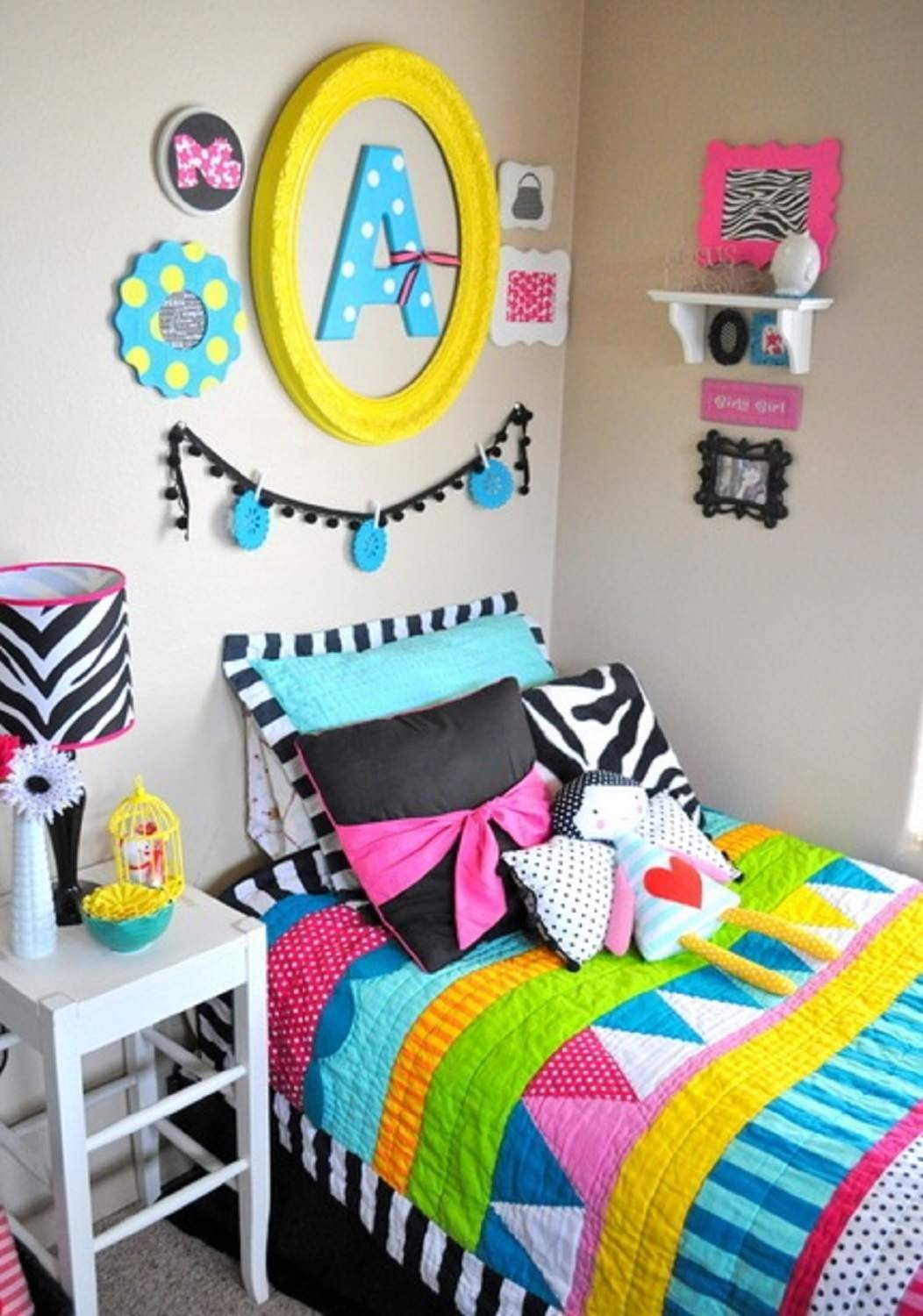 Toddler Girl Bedroom Decor Luxury Bedroom Ideas for Little Girls