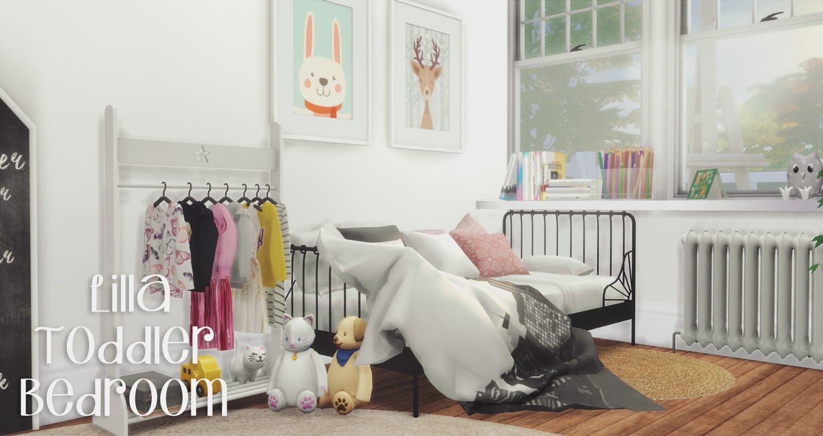 Toddlers Bedroom Furniture Set Inspirational Lilla toddler Bedroom New Set