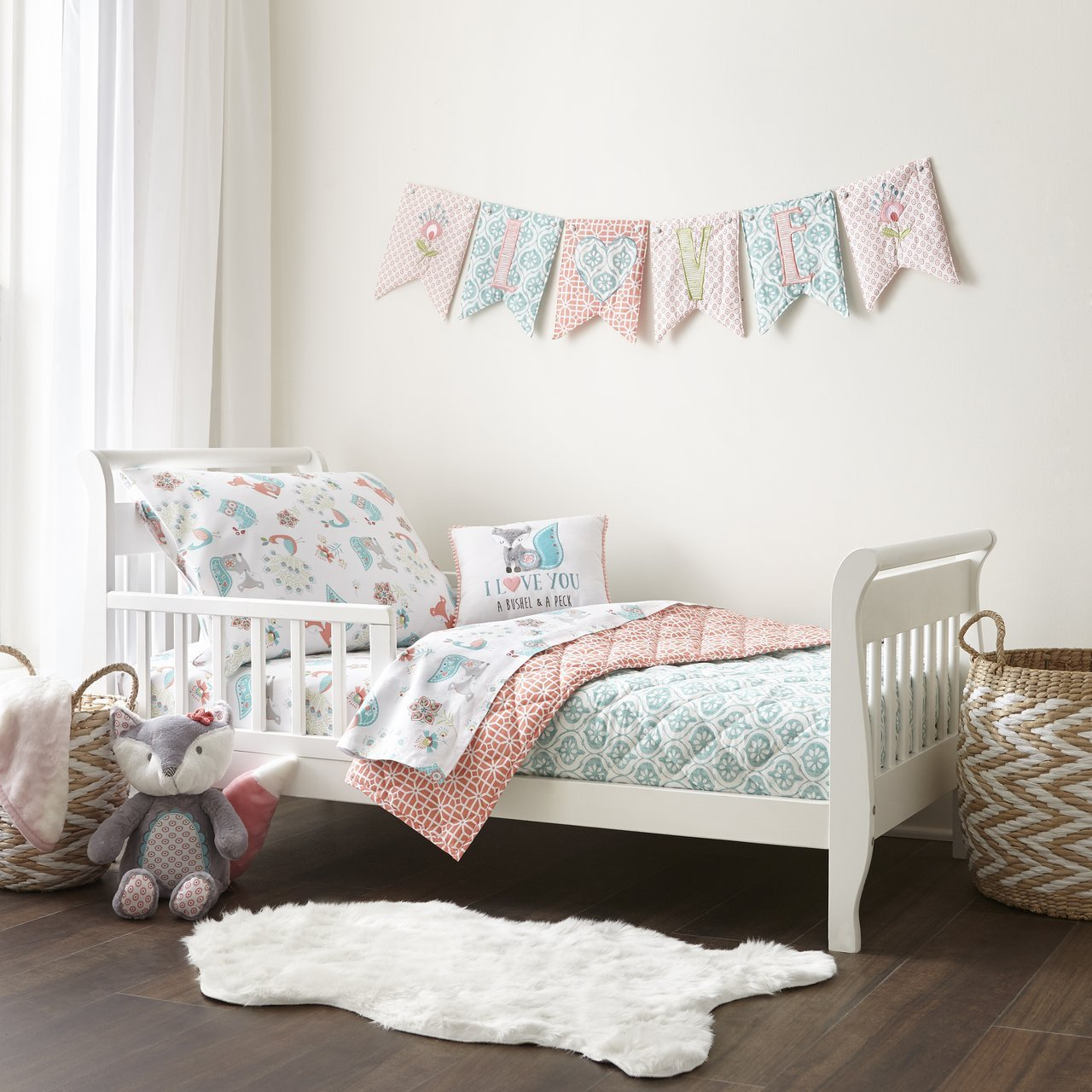 Toddlers Bedroom Furniture Set Lovely Fiona toddler Set