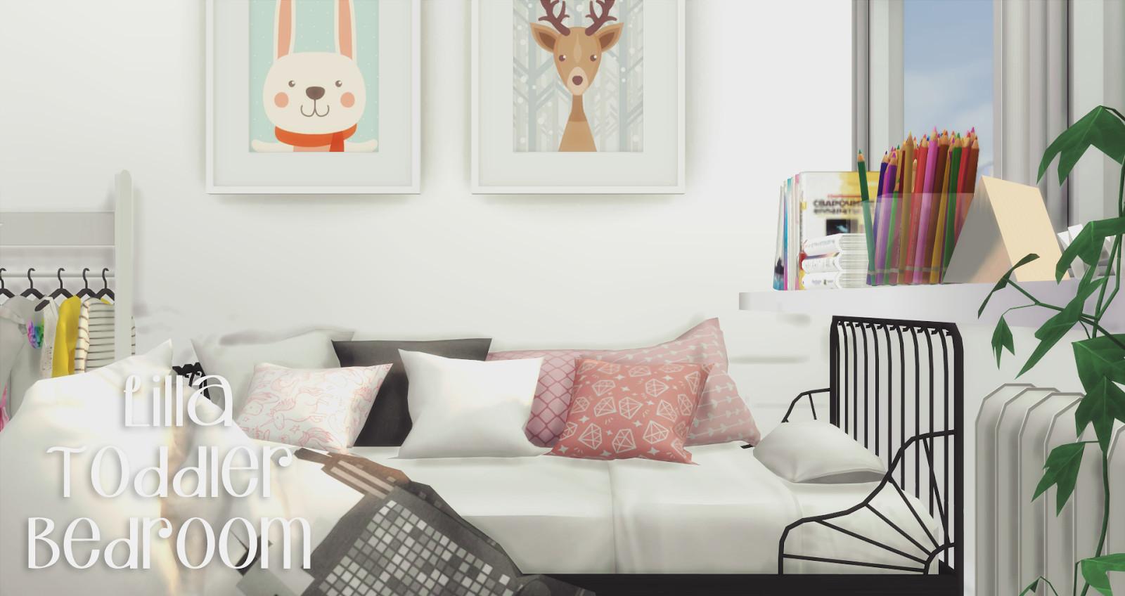 Toddlers Bedroom Furniture Set New Lilla toddler Bedroom New Set